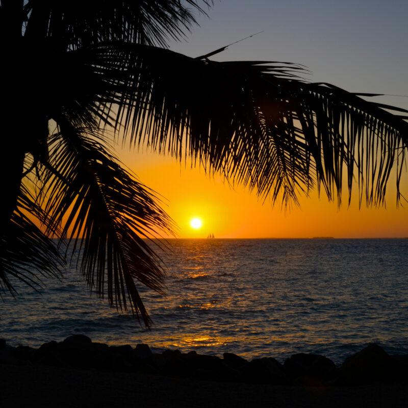 Sunset at Keywest