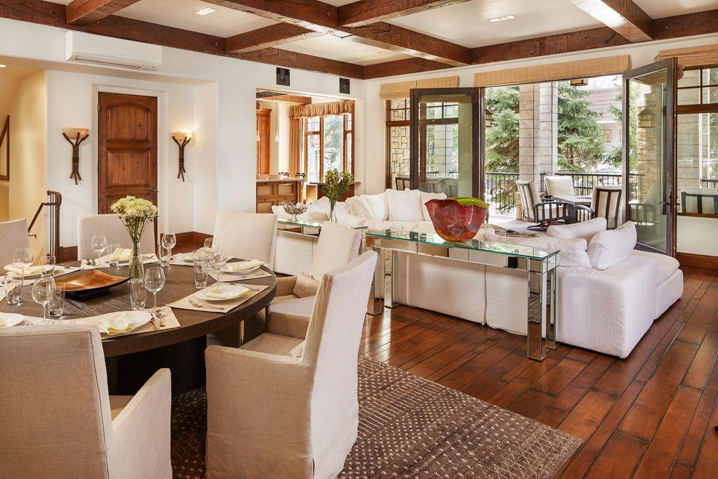 $18 million downtown residence in Aspen.