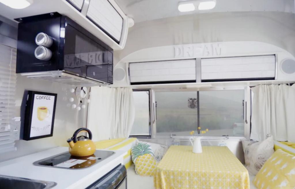 2016 Irvine Airstream RV.