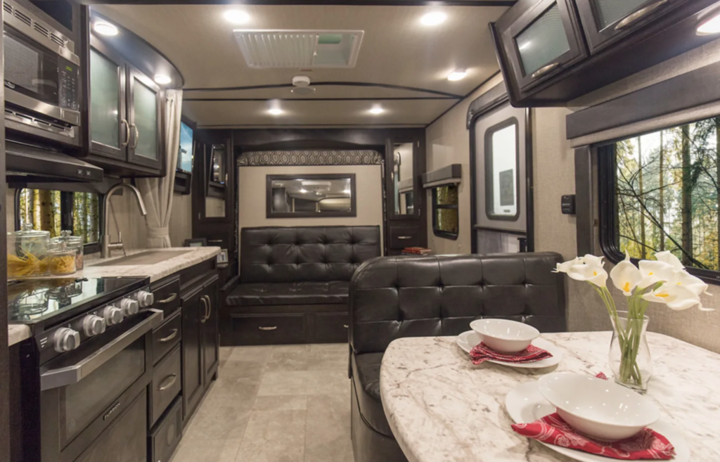 2019 Grand Design XLS RV.