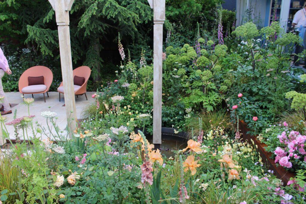 2019 Wedgwood garden.