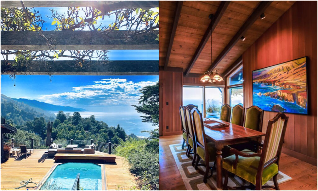 3-Bedroom (With Pool And Spa) In Big Sur