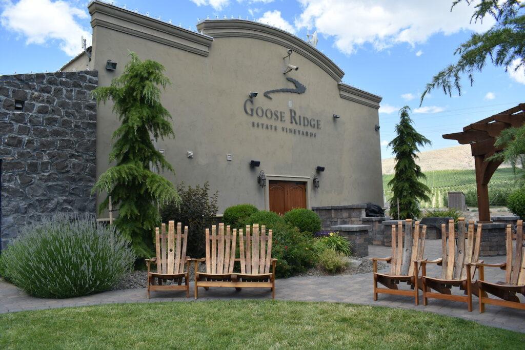Goose Ridge Estate Vineyard and Winery.