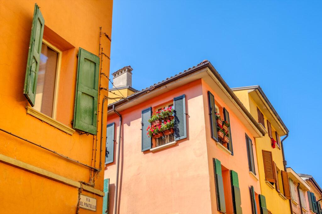 A beautiful Italian subdivision.