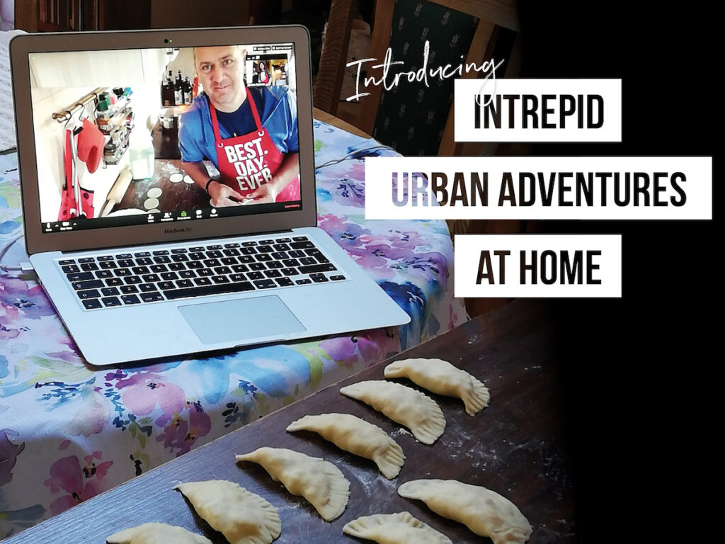 A cooking class from Intrepid Urban Adventures.