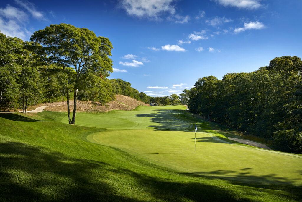 A course in CCN Golf Club.