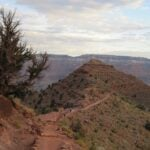 A hike in the South Rim.
