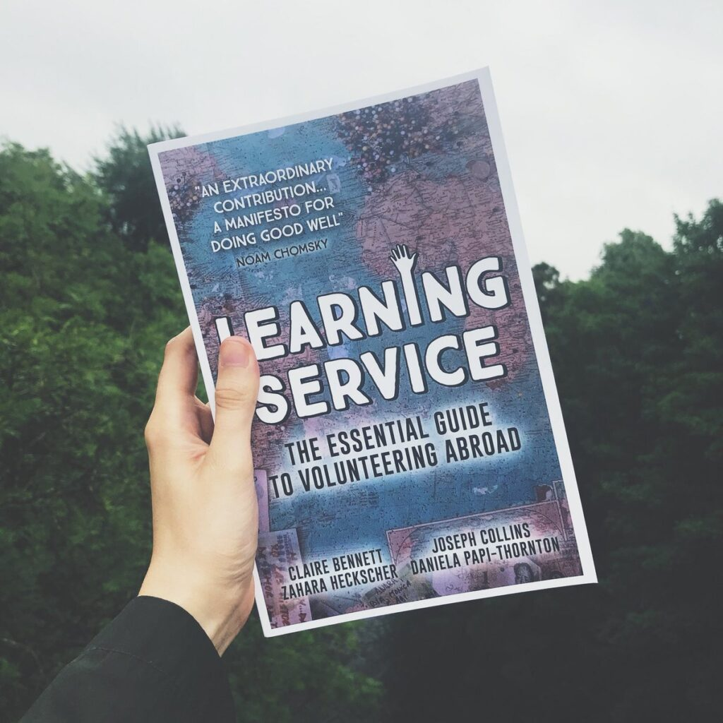 A Learning Service book.