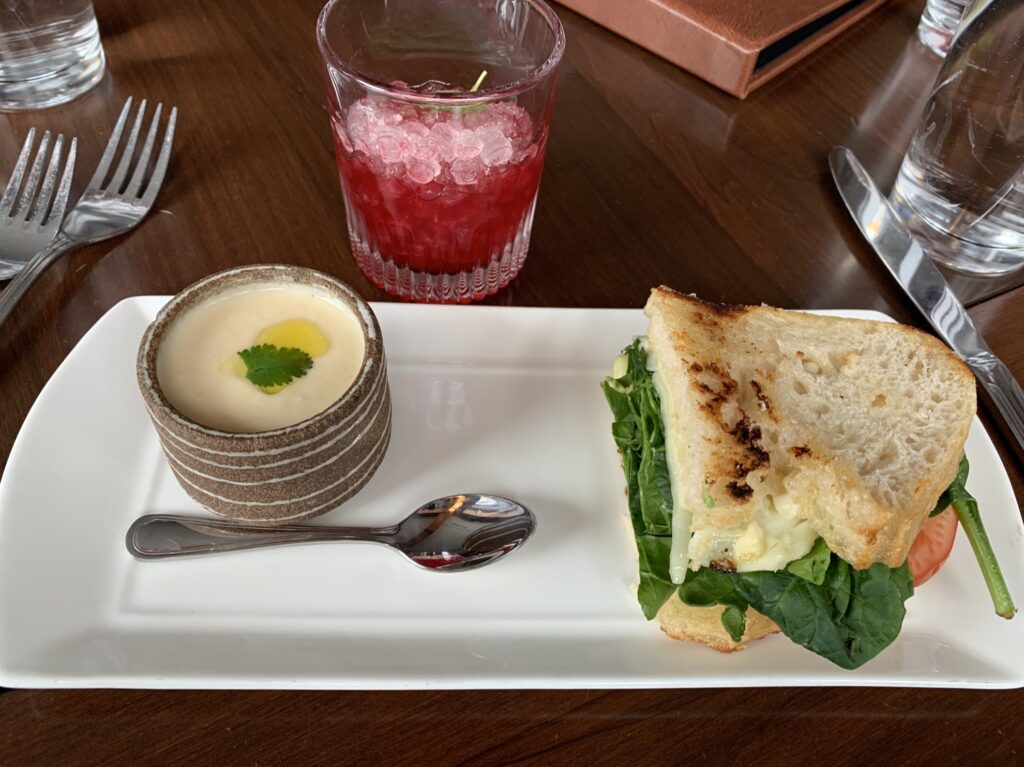 A meal on the Vail Valley Food Tour.