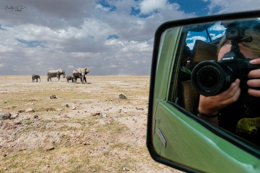 A photographic safari via Duma Safaris.