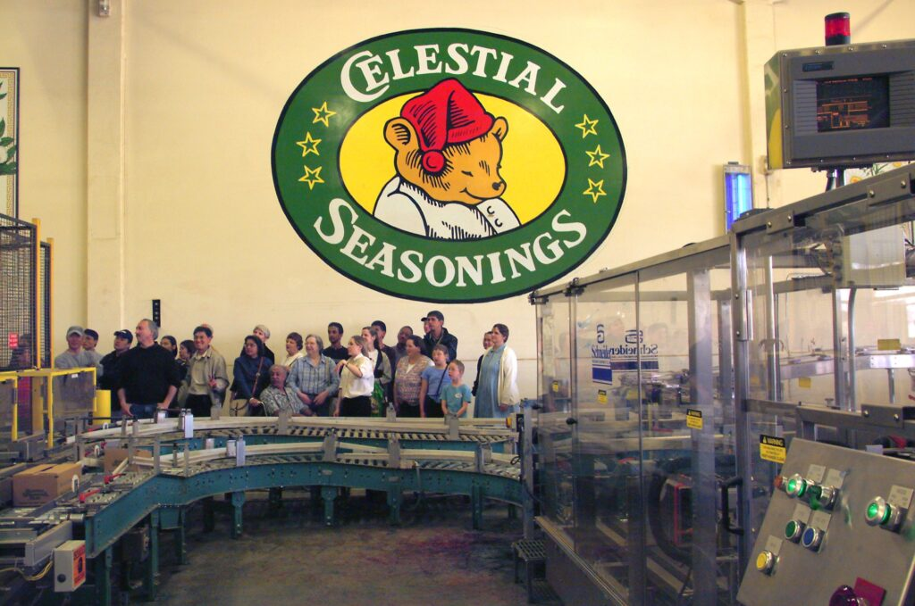 A tour of the Celestial Seasonings Headquarters.