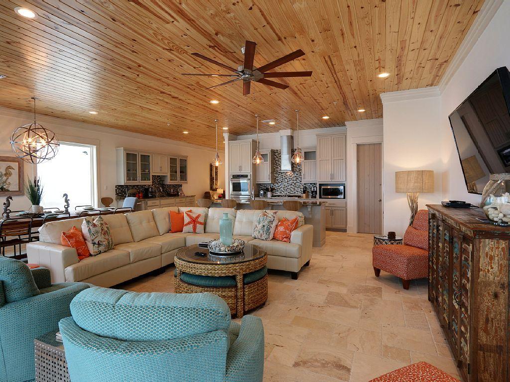A vacation home in Orange Beach, Alabama.