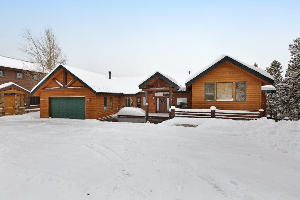 A vacation rental property in Breckenridge, Colorado.