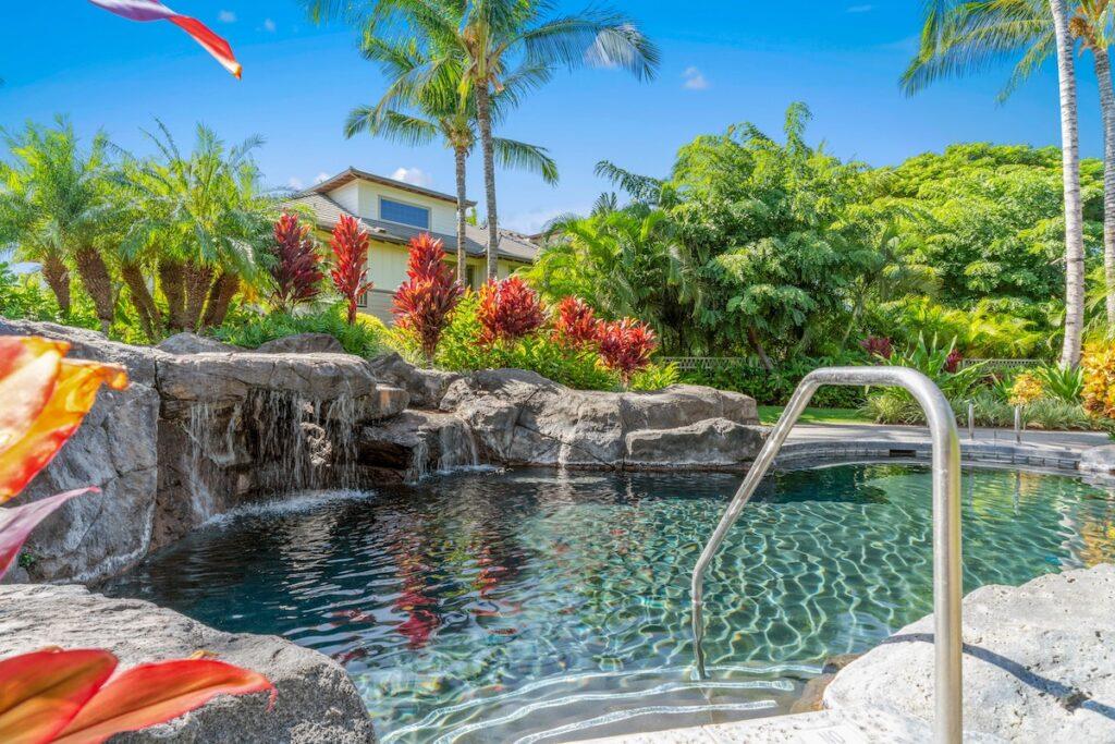 A vacation rental property in South Kohala, Hawaii.