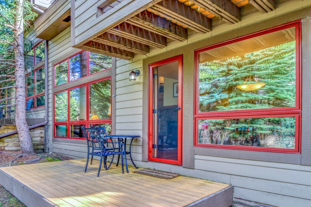 A vacation rental property in Vail, Colorado.