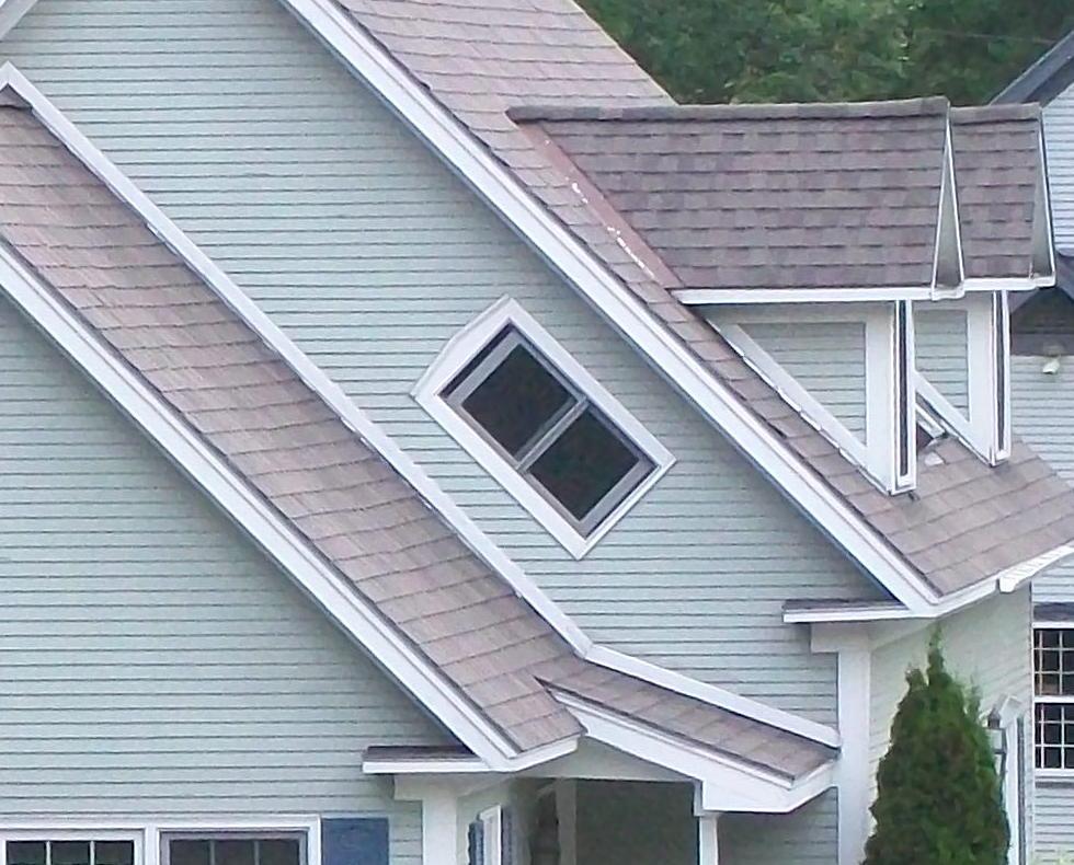 A Vermont or witch window, Irasville, Vermont