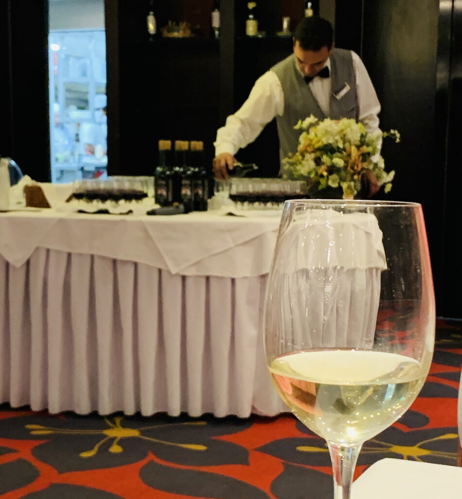 A wine tasting cruise with AmaWaterways.