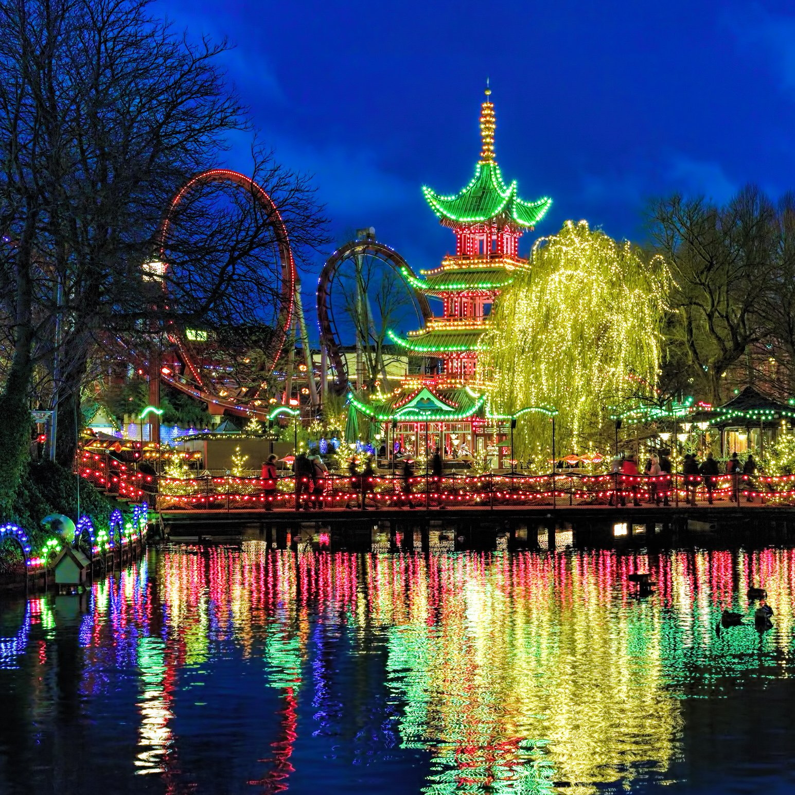 Tivoli Gardens Copenhagen Christmas Market 2021 Why Tivoli Gardens Is A Must Visit Around Christmas