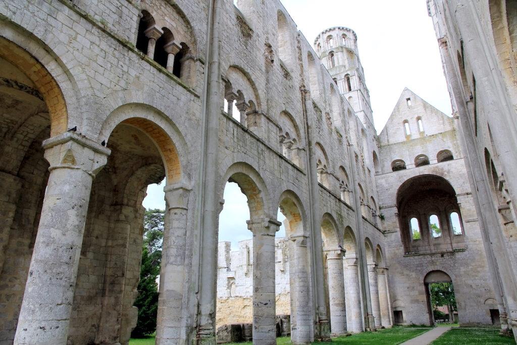 Abbaye Notre-Dame De Jumieges.