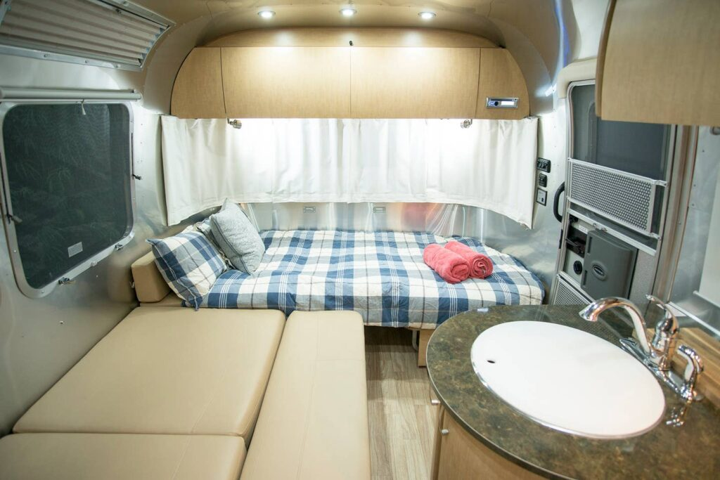 Airstream In San Diego