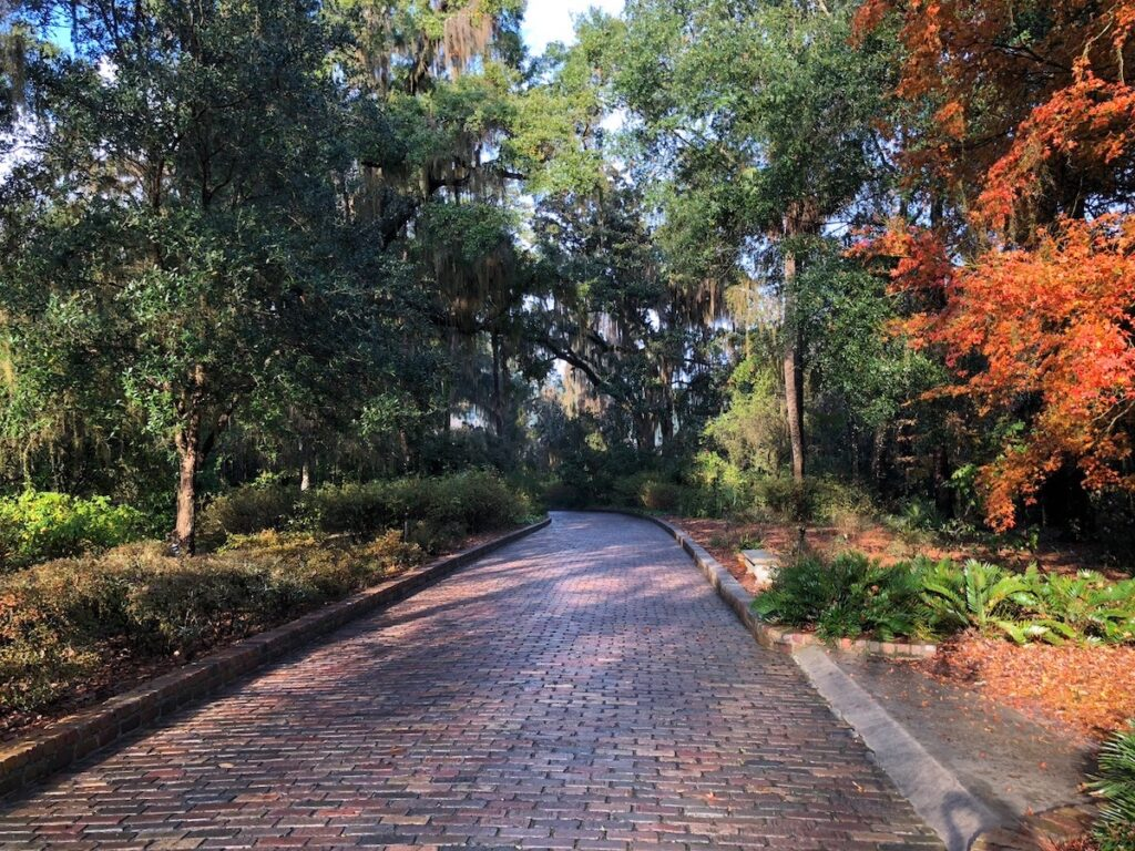 Alfred B. Maclay Gardens State Park in Tallahassee.