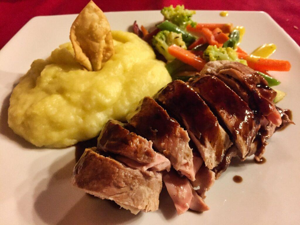 alpaca meat