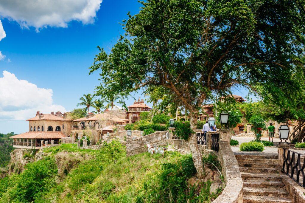 Altos de Chavón in the Dominican Republic.