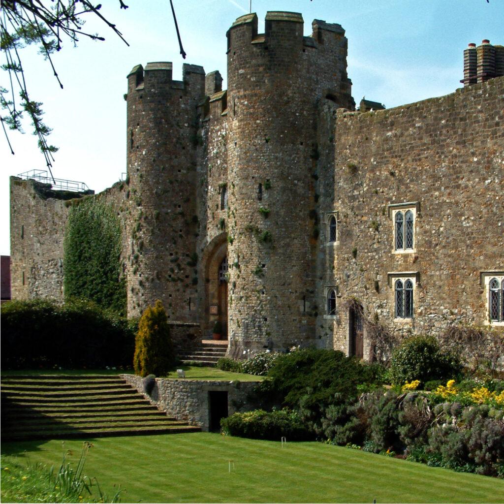 Amberley Castle.