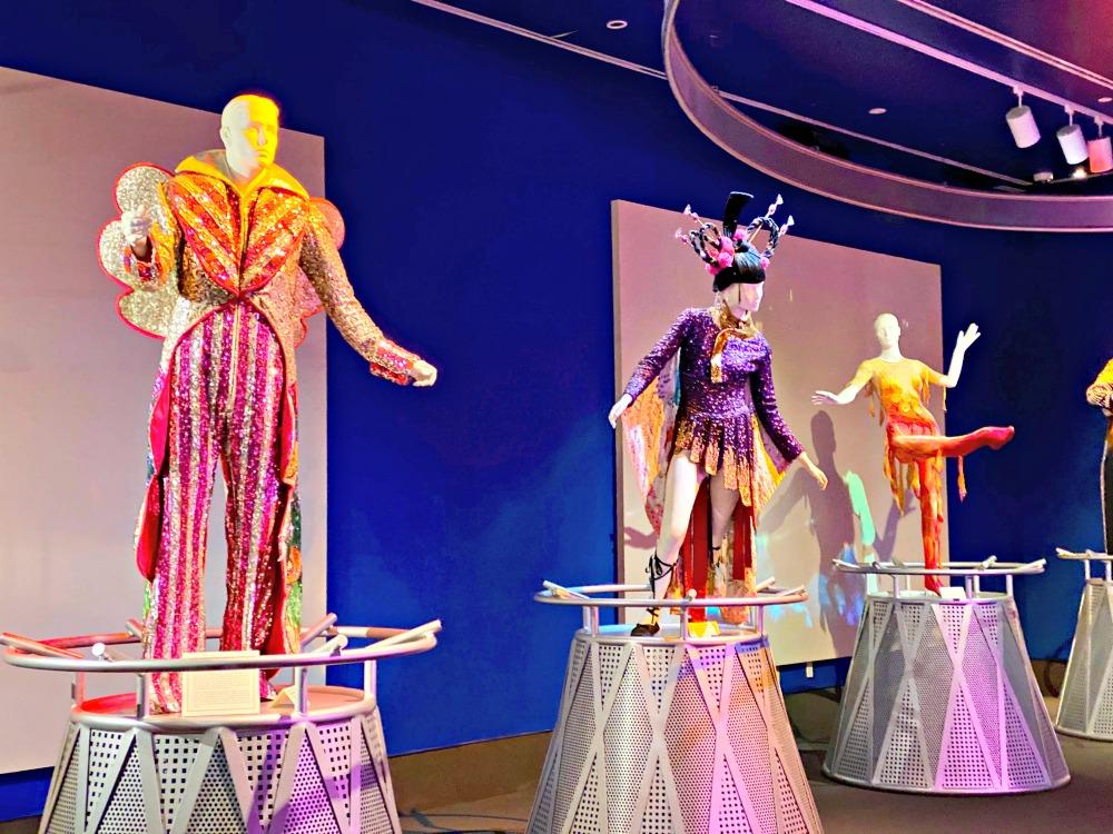 An exhibit at The Ringling in Sarasota, Florida.