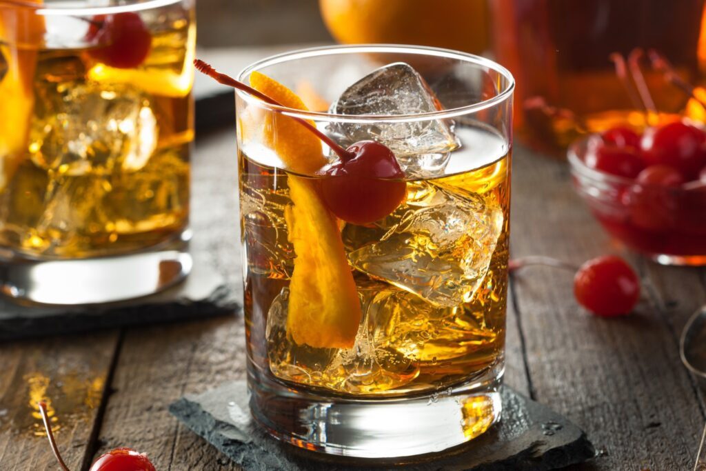 An Old Fashioned.