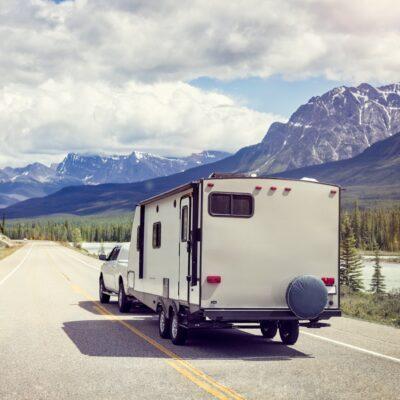 An RV trip through Canada.