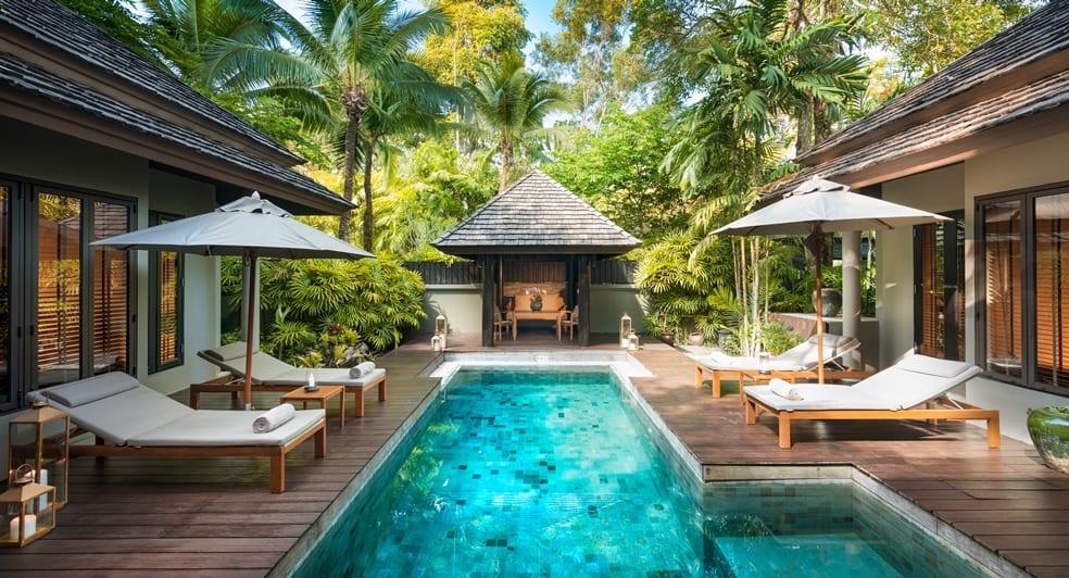 Anatara Layan Resort in Phuket, Thailand.