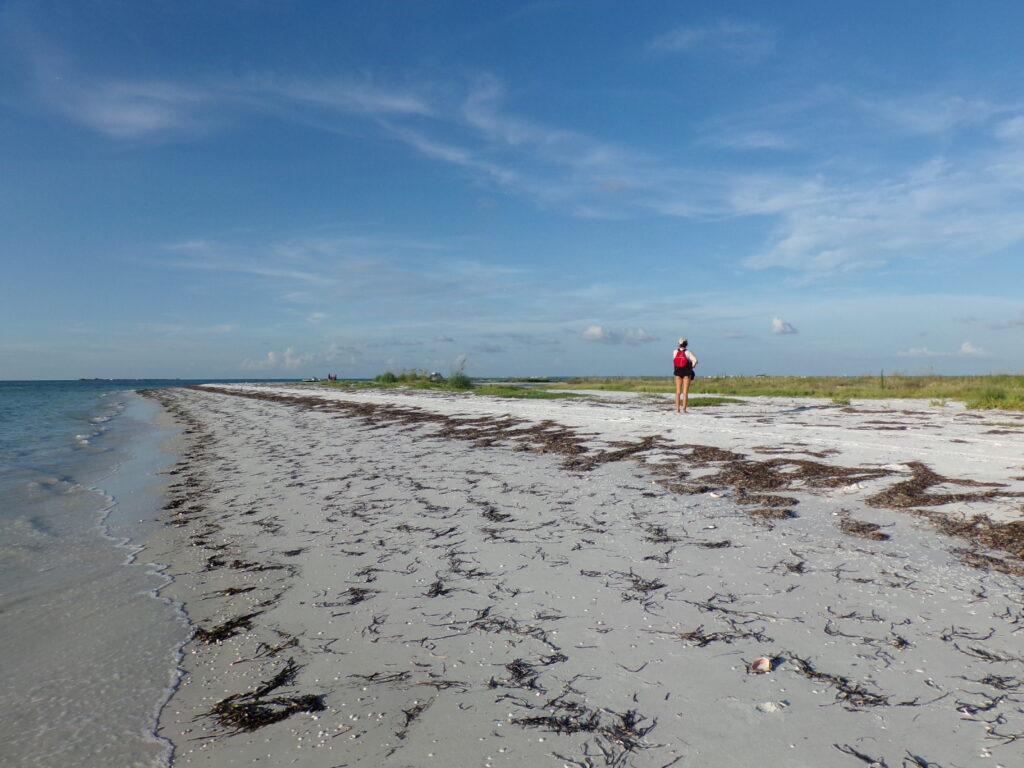 Anclote Key Preserve State Park in Florida.