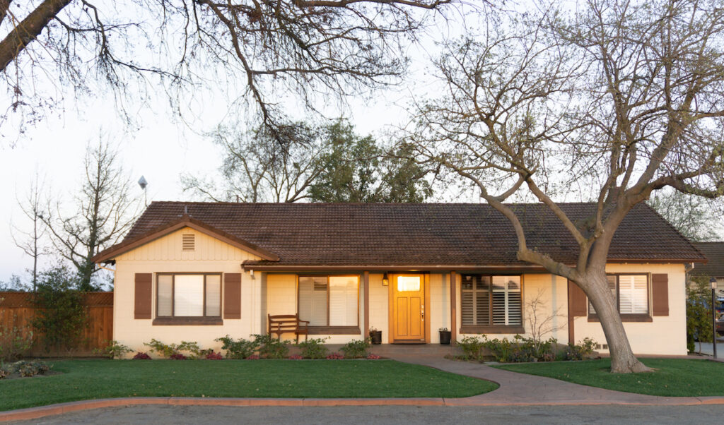 Annandan Vineyard Suites, Lodi, California.