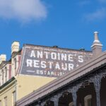 Antoine's, New Orleans, LA.