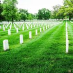 Arlington National Cemetery in Washington, D.C.