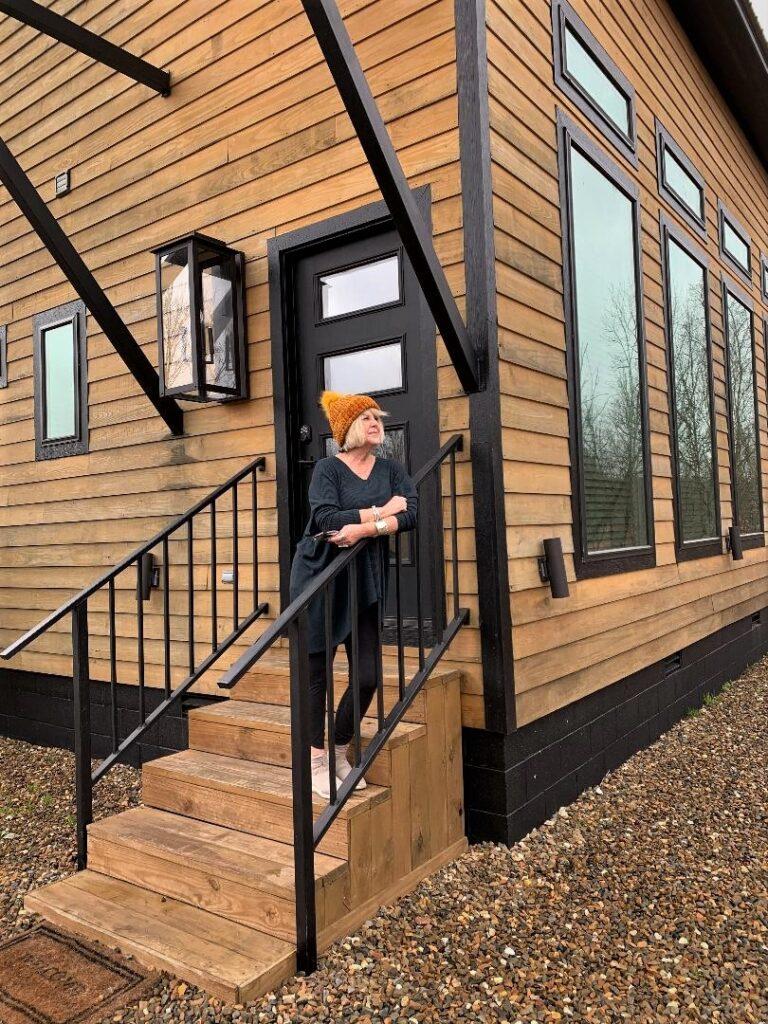 Aspen Aspirations cabin in Broken Bow.