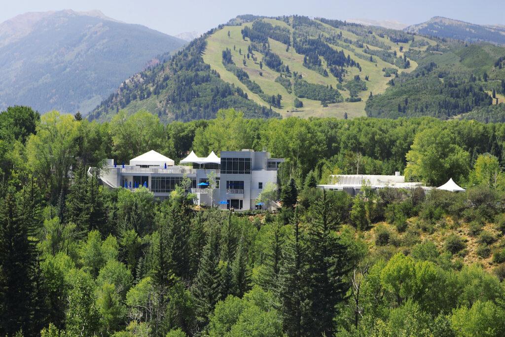 Aspen Meadows Resort in Colorado.