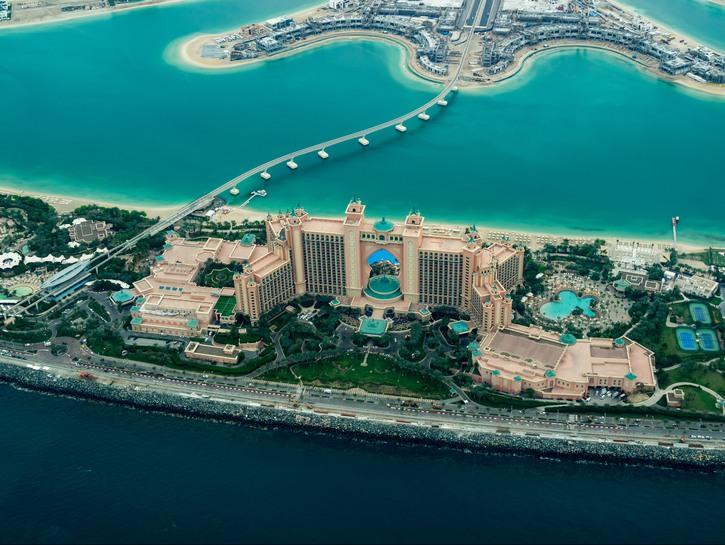 Atlantis The Palm, Palm Jumeirah, Palm Islands.