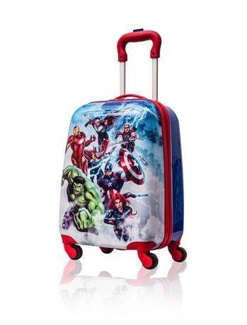 Avengers Luggage.
