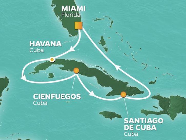 Azamara 9 Day Cuba Cruise