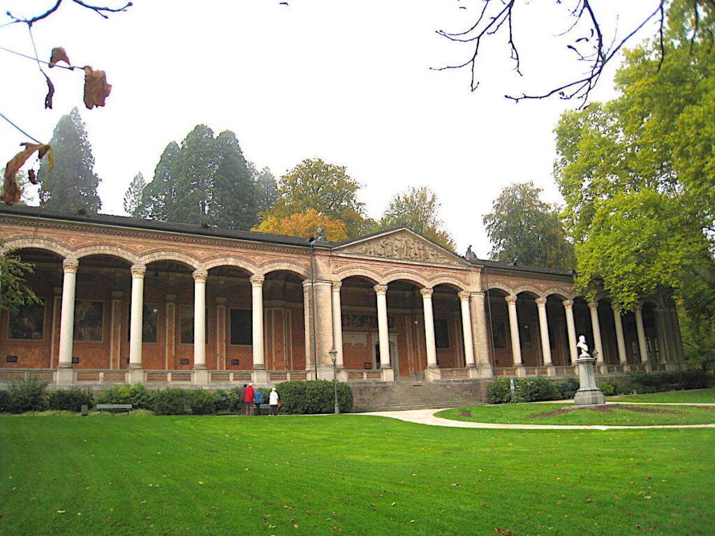 Baden-Baden, a day trip from Frankfurt.