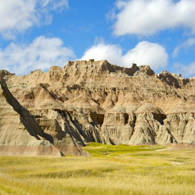 Badlands, South Dakota.