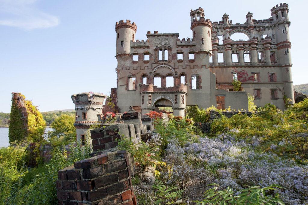 Bannerman Castle, Pollepel Island, New York.