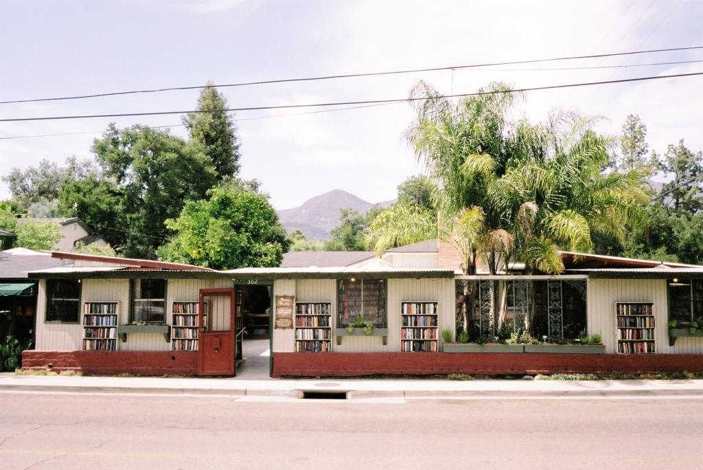 Bart's Books in Ojai, California.