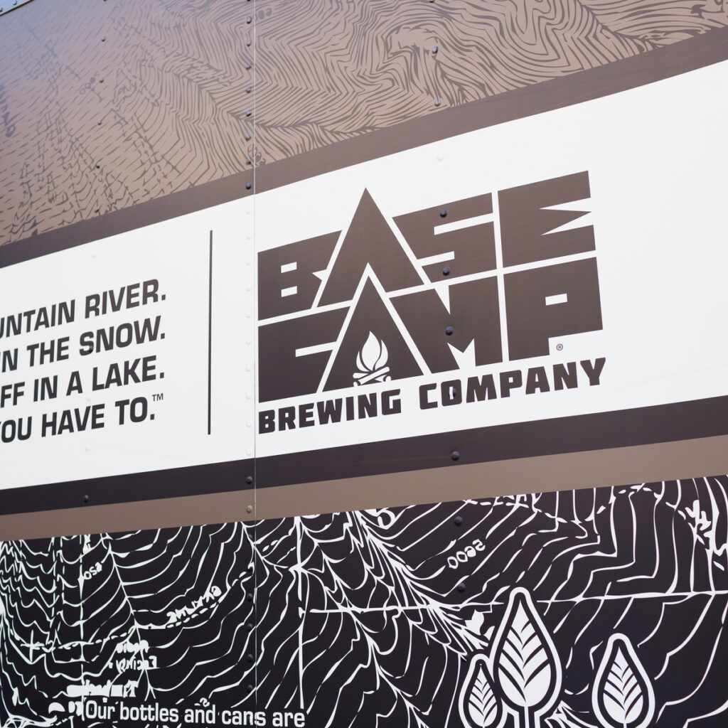 Base Camp Brewing Company.