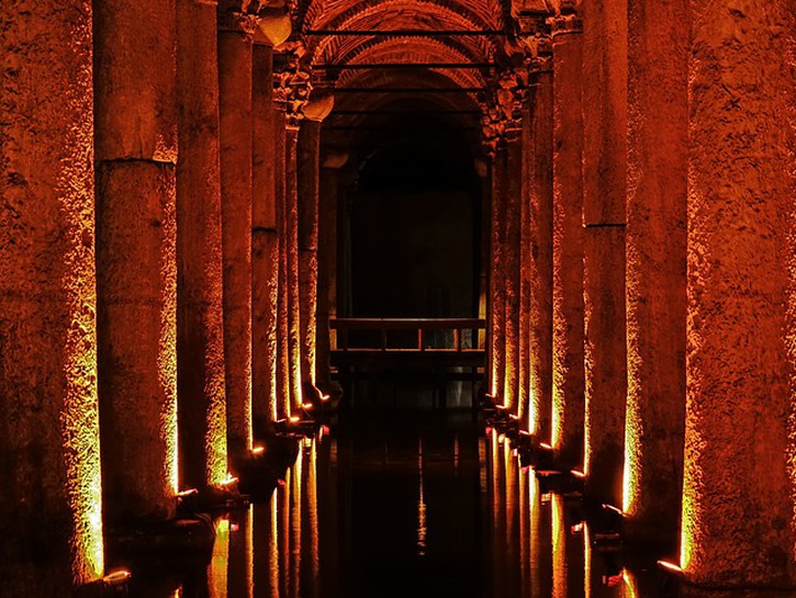 Basilica cistern Istanbul