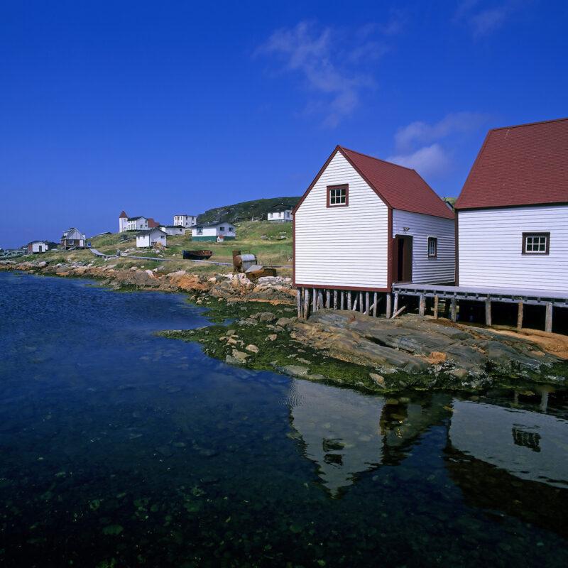 Battle Harbour, Newfoundland and Labrador, Canada.