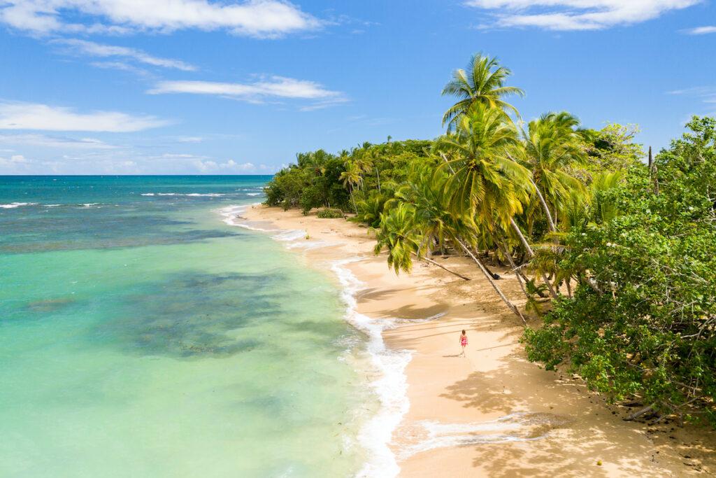 Beach views in beautiful Costa Rica.