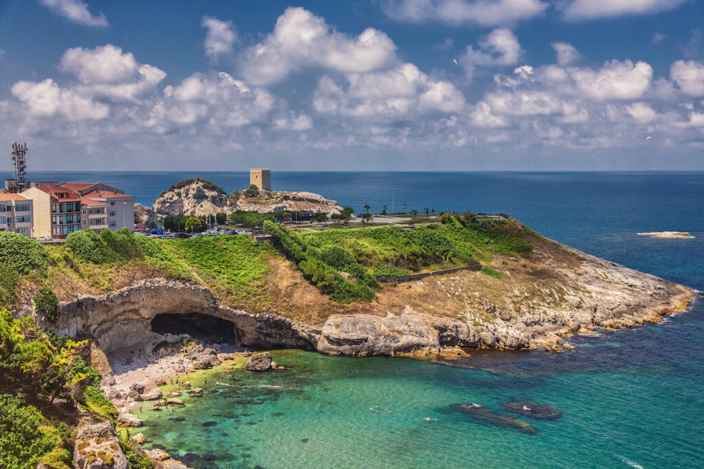 Beaches, Black Sea views, and the Sile Castle in Turkey.